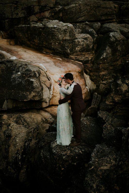 Wedding Elopement Couple shoot
